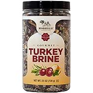 Rodelle Turkey Brine, 25 Ounce