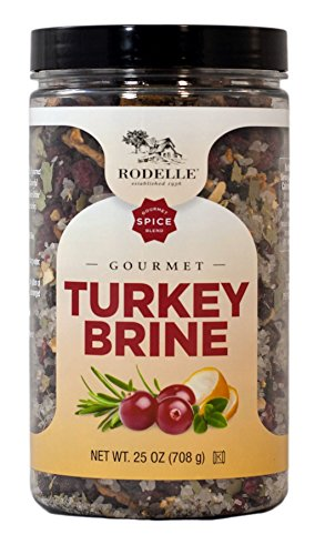 (Rodelle Turkey Brine, 25 Ounce)