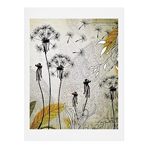 Deny Designs Iveta Abolina Little Dandelion Art Print, 8 x 10 by Deny Designs