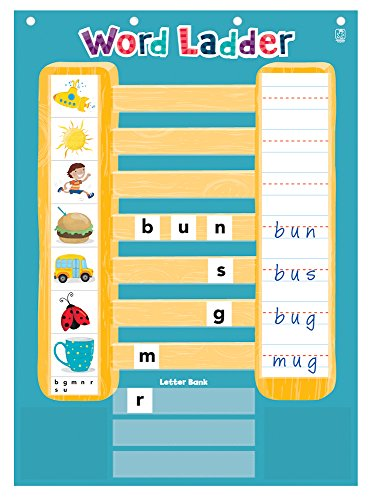 word ladder activity center - 1