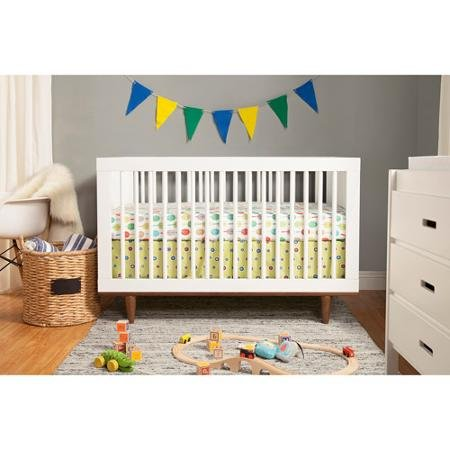Amazon.com: Baby Mod Marley 3-in-1 Convertible Crib: Cell Phones ...