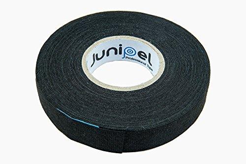 (Junipel Premium Grade PET Fleece Noise Damping Loom Harness Wiring Cloth Tape (Package Quantity(3)))