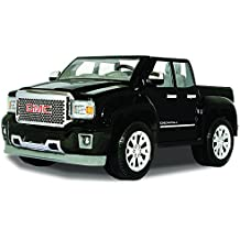 Rollplay GMC Sierra Denali 12-Volt Battery-Powered Ride-On, Black