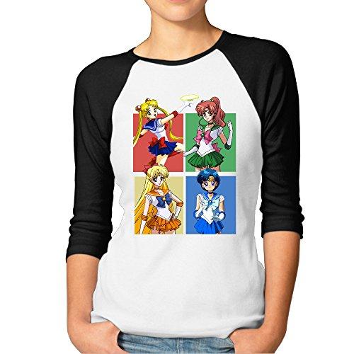 loyra-womens-3-4-sleeve-sailor-scouts-basketball-t-shirt-black-m