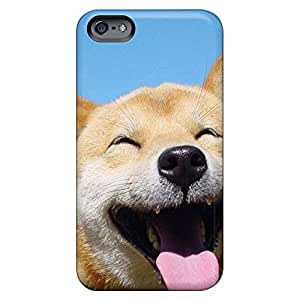 iphone 6plus 6p New Arrival phone cover case trendy Popular dogs funny puppies shiba inu