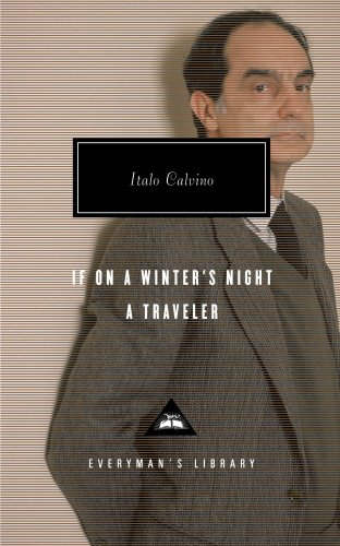 book cover of If on a Winter\'s Night a Traveler