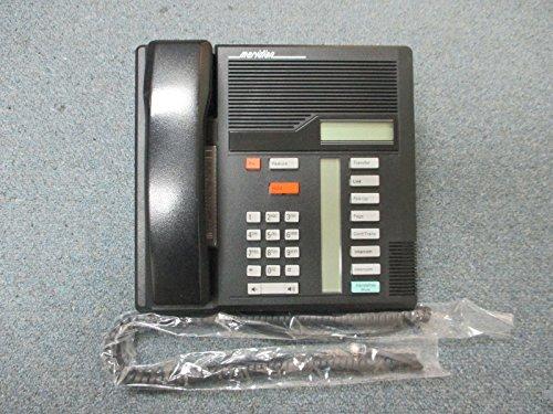 Phone Speaker Nortel (Nortel Norstar MICS M7208 Black 8 Button Display Speaker Telephone NT8B30AB-03)
