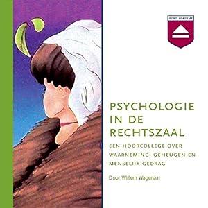 Psychologie in de rechtszaal Hörbuch