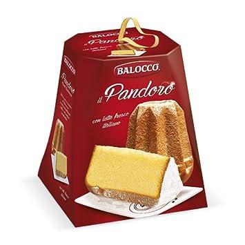 Balocco Pandoro Classico Cake 2 Pound