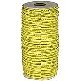 CargoBuckle F05386 1/4-Inch by 100-Feet Utility Stretch Cord Reel, Yellow