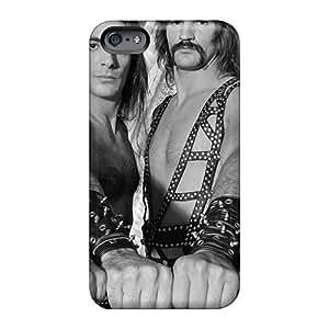 [pRu1573VsGc]premium Phone Case For Iphone 6plus/ Manowar Band Tpu Case Cover