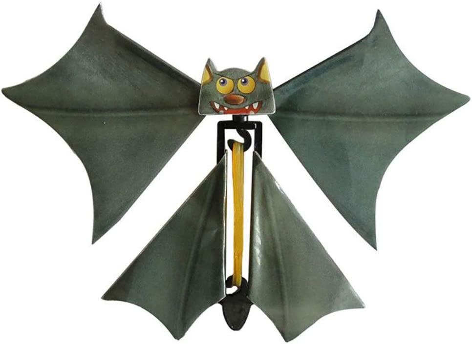 Flying bat toy