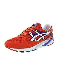 Asics Men's Gel-Kayano Trainer Orange/White Training Shoe 8.5 Men US
