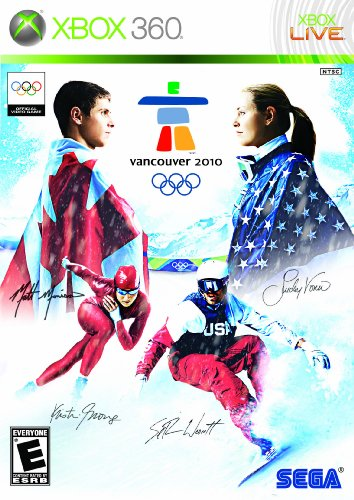 (Vancouver 2010 - The Official Video Game of the Olympic Winter Games - Xbox 360)