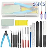 Bigstone 26 PCS Gundam Model Tools Kit Hobby