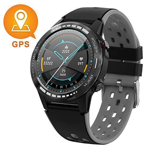 GPS Smart Watch for Android and iOS