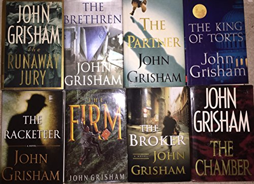 John Grisham Collection 8 Novel Set pdf epub download ebook