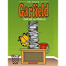 Garfield 30  Dur de la feuille
