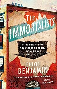 Paperback The Immortalists Book