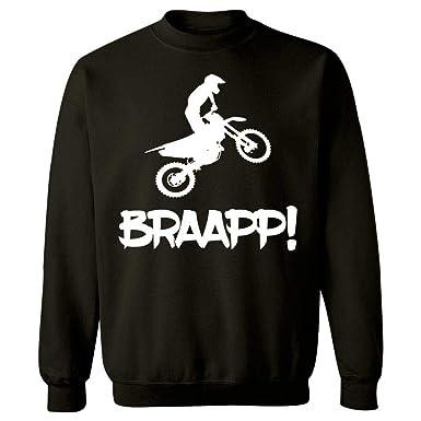 Americas Best Buys Motocross Braapp 2 Stroke Dirt Bike Racing Gift