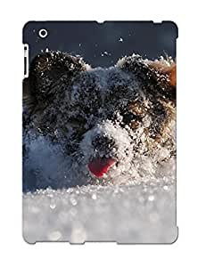 Awesome QTVgqS-3056-zWvRL Judasslzzlc Defender Tpu Hard Case Cover For Ipad 2/3/4- Animal Dog