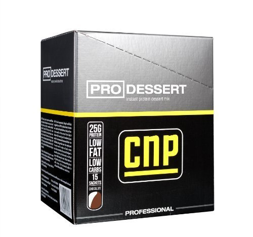 Amazon.com: CNP Pro Dessert 41 g Chocolate High Protein Pudding Powder Sachets - Box of 15 by CNP Professional: Health & Personal Care
