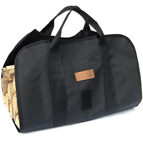 Premium Firewood Log Carrier Tote product image
