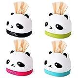 Finance Plan Lovely Panda Head,Home Decor,Table Top Anti-Dust Tissue Storage Box