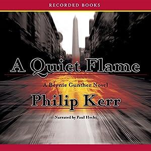 A Quiet Flame Audiobook
