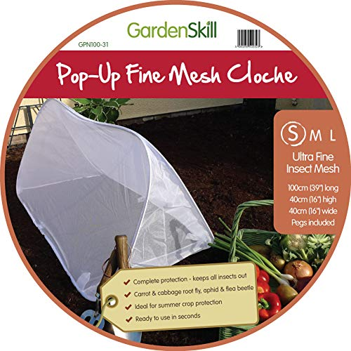 GardenSkill Pop-Up Carrot Fly Cloche - Pack of 1