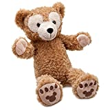 "Disney Parks Exclusive Duffy Teddy Bear 17"" Large Plush Doll"