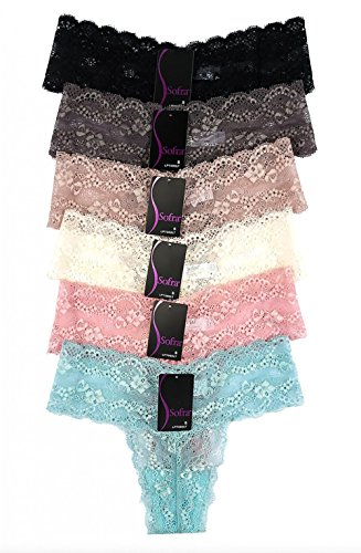 Sofra Assorted Hipster Boyshorts Available