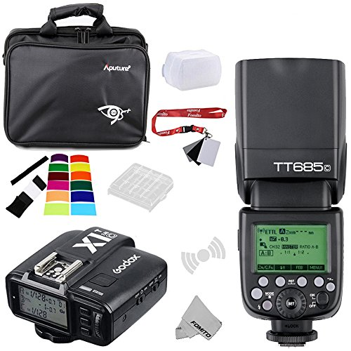 Fomito Wireless AutoFlash Speedlite Transmitter