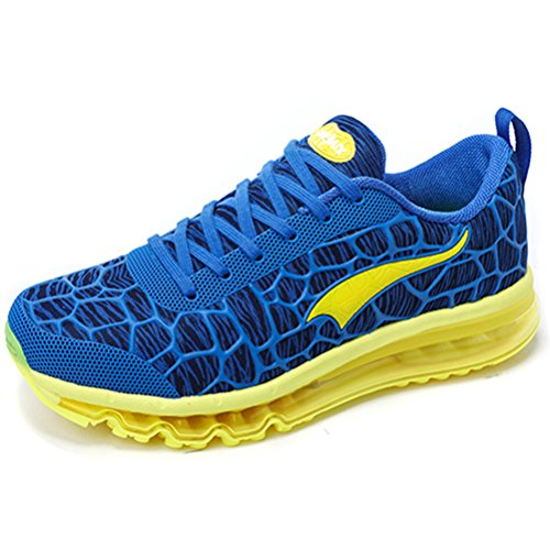 YiDiar Men's Air Cushion Running Shoes Outdoor Gym Sport Sneakers - Mens Running Shoes 9e