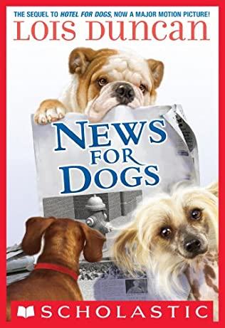 book cover of News For Dogs