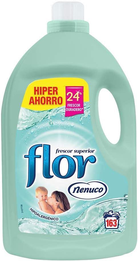 Flor Suavizante para la ropa Concentrado Nenuco Hipoalergénico ...