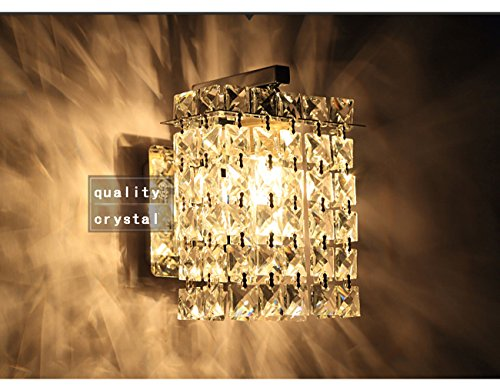 Jorunhe Modern Crystal LED Wall Lights Aisle/Bedside/Bar lights Wall Sconce by Jorunhe (Image #6)
