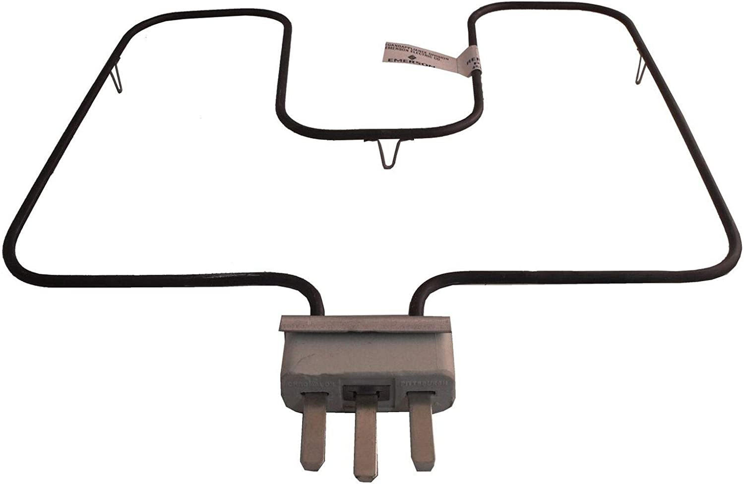 Edgewater Parts WB44X5019 Oven Range Bake Element Compatible With GE, Hotpoint, Camco, Kenmore, Replaces 260968, AP2624568, CH44X5019, RP980