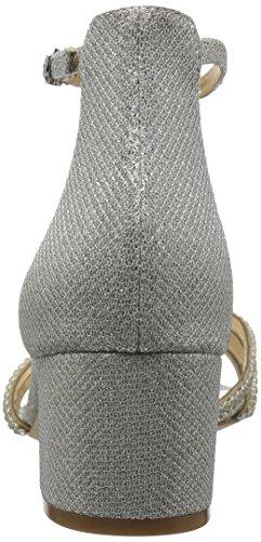 Badgley Mischka Women's Sonya Heeled Sandal Silver best store to get sale online supply cheap online GNErGQGJc