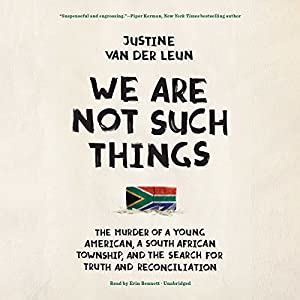 We Are Not Such Things Audiobook