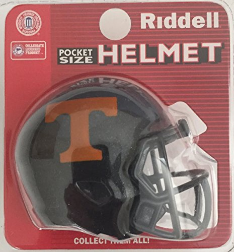 (Riddell Tennessee Volunteers NCAA Speed Pocket PRO Micro/Pocket-Size/Mini Football Helmet)
