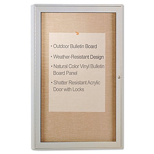 GHEPA13624VX181 - Enclosed Outdoor Bulletin Board by Ghent