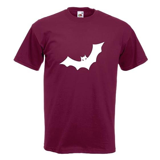 KIWISTAR - Fledermaus T-Shirt in 15 verschiedenen Farben - Herren Funshirt  bedruckt Design Sprüche
