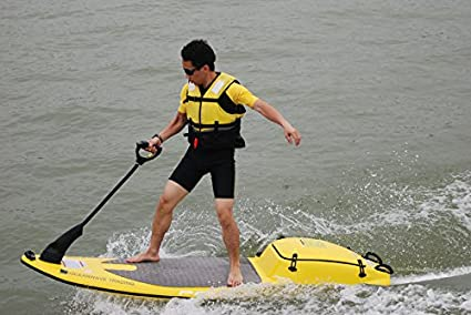 Motorized surfboard, jet-ski, water surfboard, waterboard, surfing jet, jet