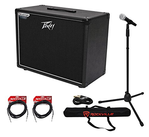 Peavey 112-6 Extension Guitar Cabinet w/ 12