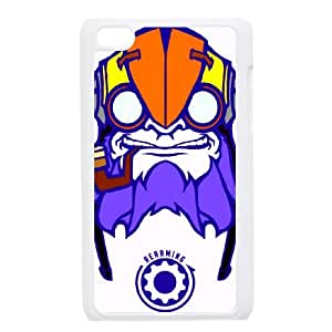 iPod Touch 4 Case White Defense Of The Ancients Dota 2 TINKER 003 PD5448343