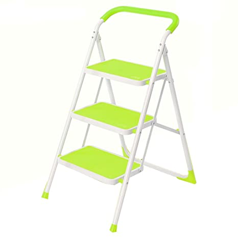 Amazing Amazon Com Step Stool Step Ladders With Handrail 3 Step Alphanode Cool Chair Designs And Ideas Alphanodeonline