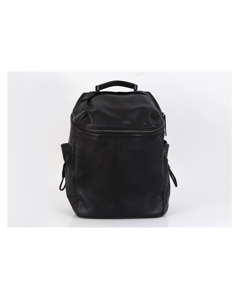 Fromb Vito Cowhide Backpack black