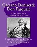 Gaetano Donizetti - Don Pasquale, E. Enrique Prado A., 1492781886