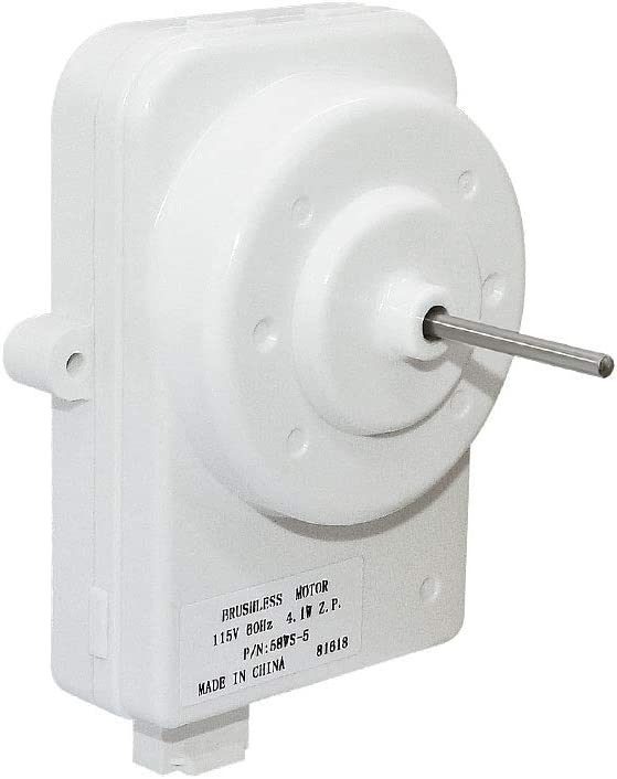Refrigerator Condenser Fan Motor 2188874 by Primeswift Replacement for Whirlpool Kenmore PS11739140,WP2188874VP
